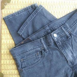 Levi's 511 Slim Fit Jeans Black 32 X 32 Blank Tab